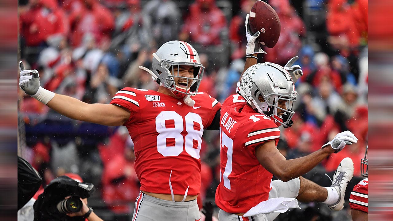 Ohio State 42 Point Favorites Over Maryland Without Suspended De