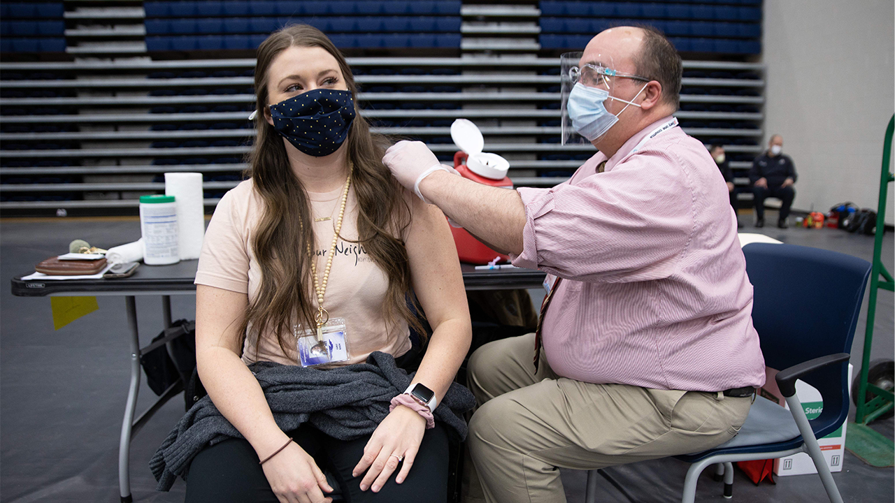 Kettering schools vaccination