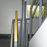 New Braunfels Contracting Stair Railings
