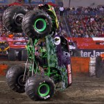 Monster Jam Highlights Grave Digger Wins Third Consecutive Overall Event Nbc Sports
