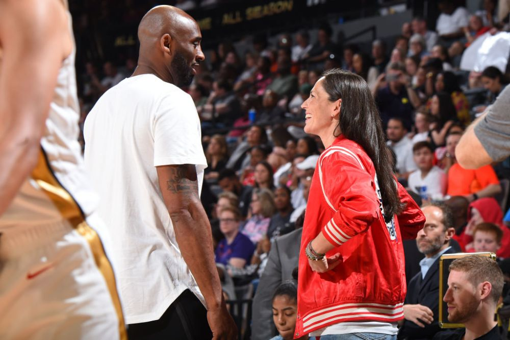 Sue Bird says Kobe Bryant was 'starting a movement' and her name was Gianna  Bryant | RSN