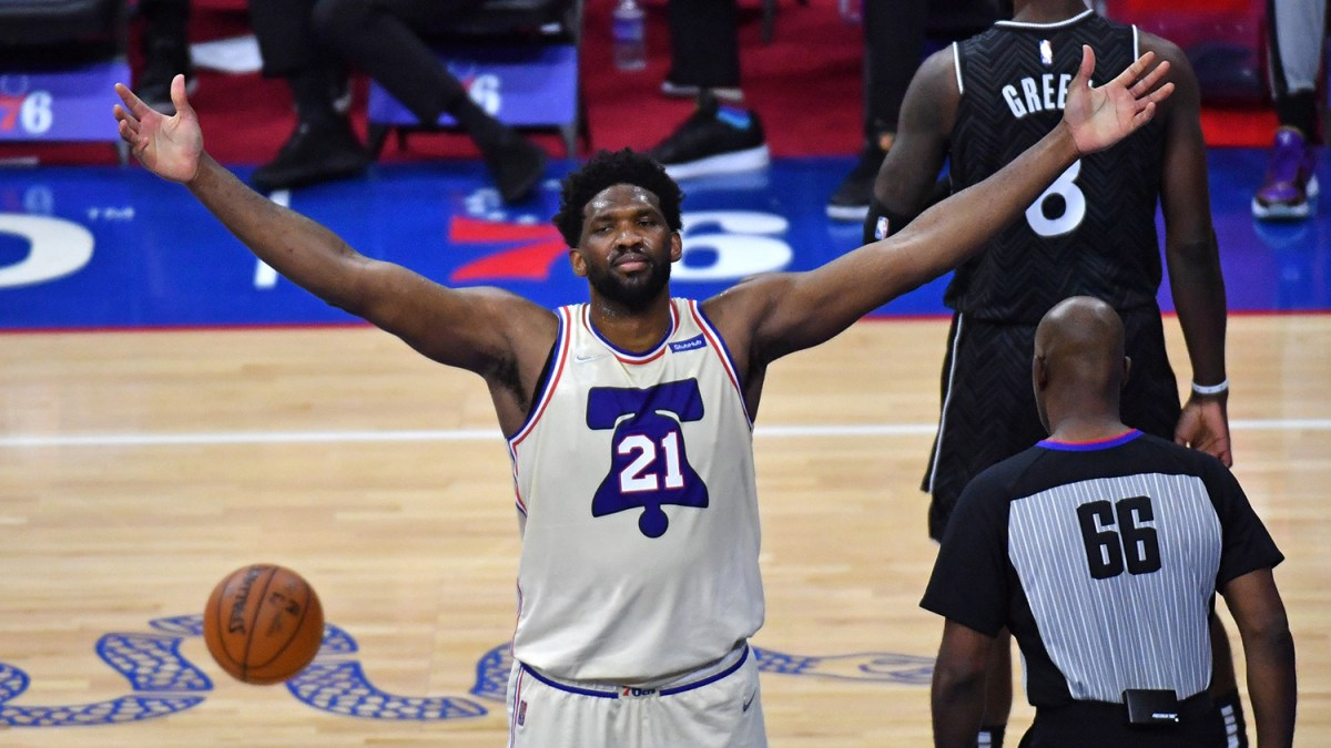 Sixers observations: Joel Embiid, Tobias Harris star in win over Nets | RSN