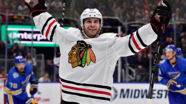 Brandon Saad playing 'some of the best hockey I've ever played' with  Blackhawks | RSN