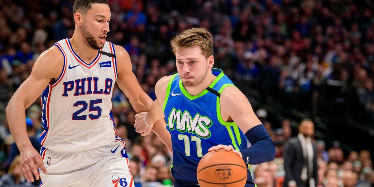 3 stories to see as Sixers play Luka Doncic and the Mavericks