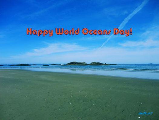 Happy Worlds Ocean Day