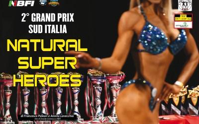 RESOCONTO DEL 2° GRAND PRIX SUD ITALIA – NATURAL SUPER HEROES 2020