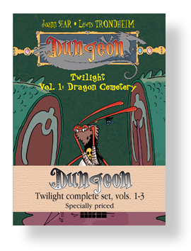 DUNGEON: Twilight set