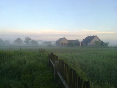 Morgendliche Impressionen aus Schlesien