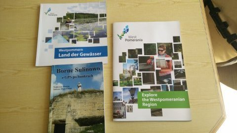 Informationsblätter Pommern