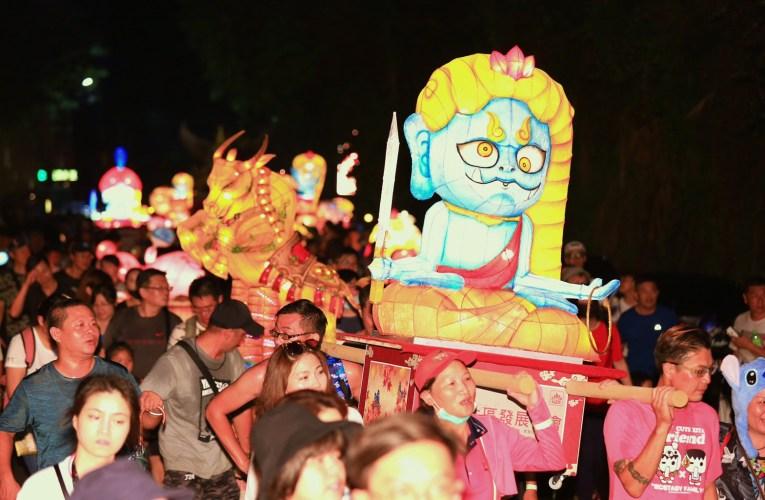 2021臺南關子嶺溫泉美食節9月18日登場  首波開放一年一度火王爺燈車夜巡線上報名