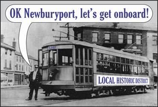 Newburyport Preservation Trust - NPT PROJECTS