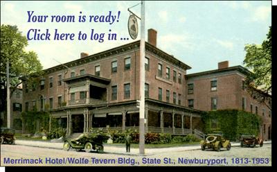 Newburyport Preservation Trust - MEMBER LOGIN