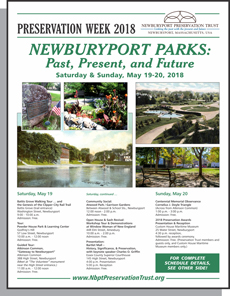 Newburyport Preservation Trust - WELCOME: ABOUT NPT