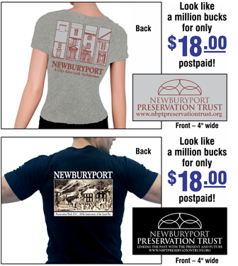 Newburyport Preservation Trust - DONATE & SHOP