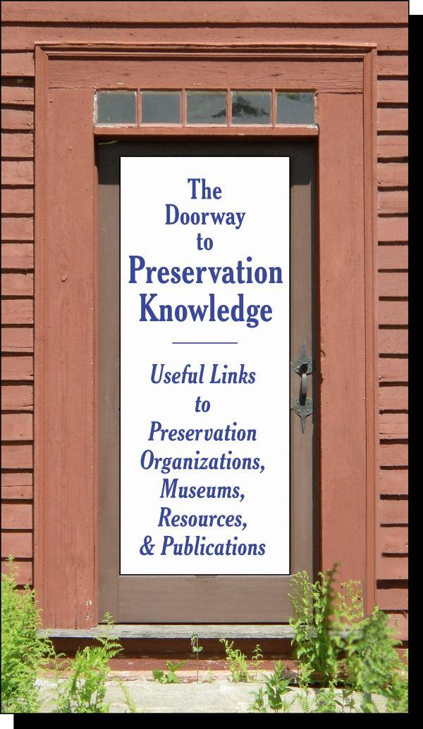 Newburyport Preservation Trust - PRESERVATION RESOURCES ...
