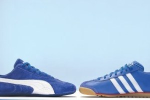 De merkwaardige geschiedenis: adidas en Puma