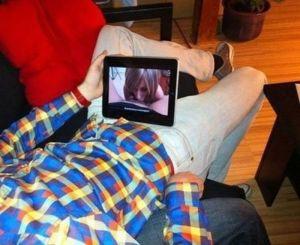 POV Porn en de iPad