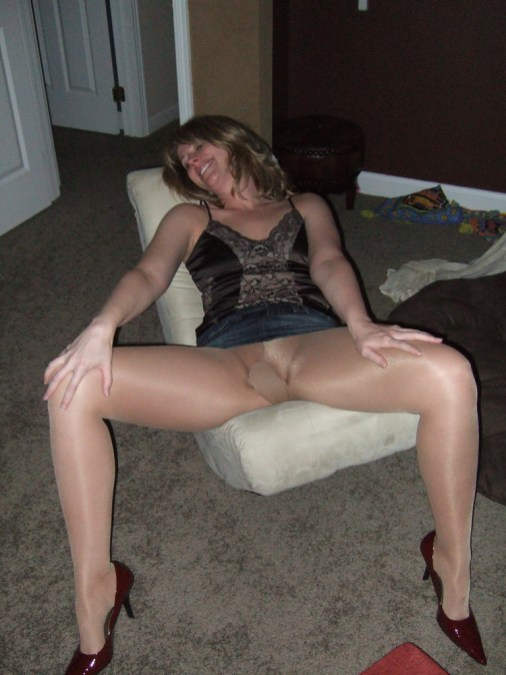 drunk-wife-in-pantyhose-and-no-panties-2