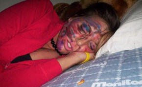 DrunkGirlsleeping