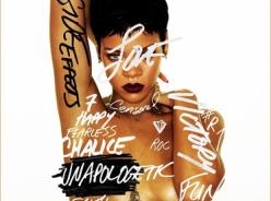 Het origineel van de topless foto van Rihanna