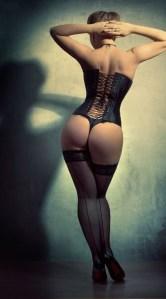 Het corset als fetish object