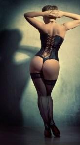 black-corset