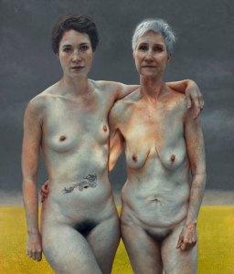 Aleah Chapin portretteert ouder wordende vrouwen