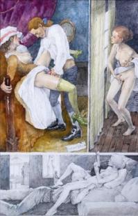 Fanny-Hill-dessin-illustration-erotique-erich-von-gotha-11