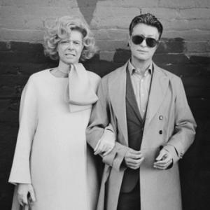 David Bowie als Tilda Swinton als David Bowie