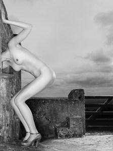 De naaktfoto's van Rasmus Morensen