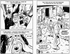 Meer online strips voor volwassenen: Bruce Morgan