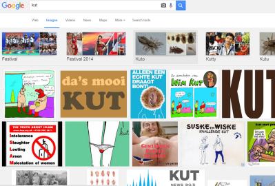 Google op kut