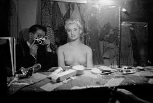 Le Sphinx Club, Parijs in 1956