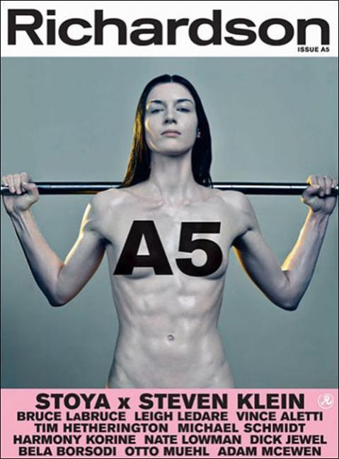 Stoya by Steven Klein 1