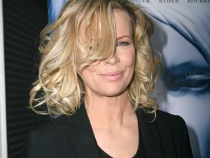 Kim Basinger is Christian Grey's ex in 'Fifty Shades Darker'
