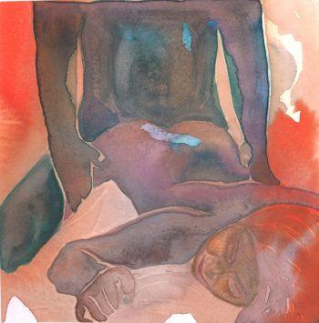 Make-Love-Watercolor-Series-nr.-7-350x355