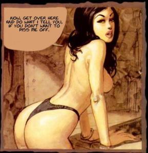 Online adult comics: Ignacio Noé