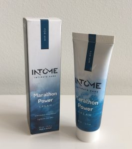 Langer volhouden met Intome Marathon Power Cream? – review
