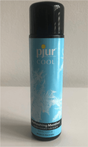 Pjur Cool Refreshing Menthol glijmiddel op waterbasis – review