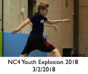 NC4 Youth Explosion 2018