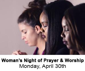 NC4 Women's Night of Prayer and Worship