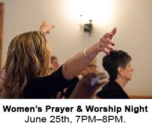 Women's Prayer & Worship Night