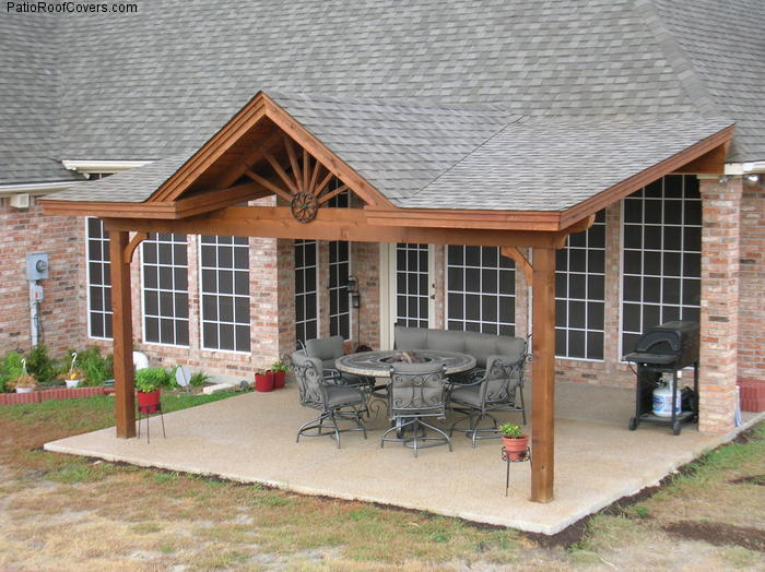 Any good way to add a screen porch to this? photoshop ... on Add On Patio Ideas  id=59318