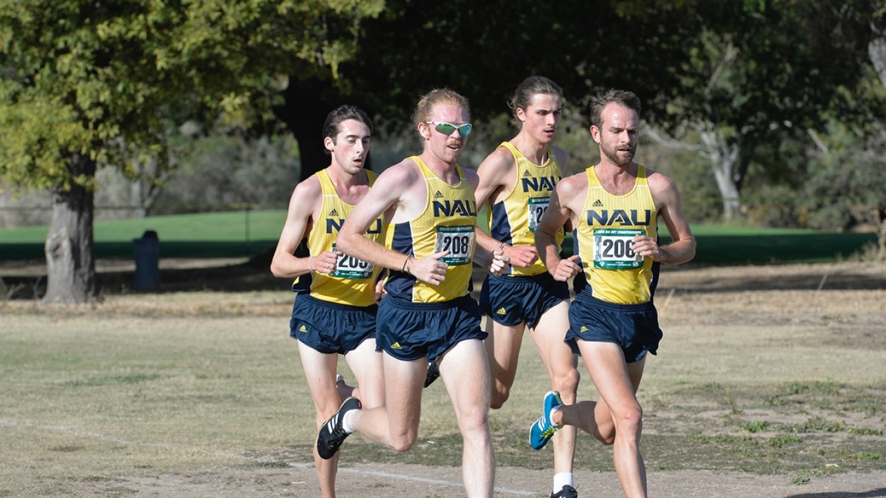 NCAA cross country: DI men's and women's qualifiers ...