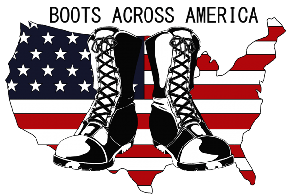 Boots Acrss America