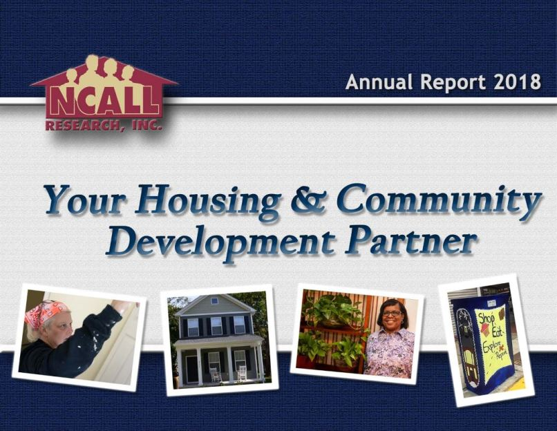 NCALL Annual Report