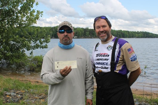 Big Fish-Day 1-Eric Moser-Boater