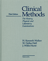 Cover of Clinical Methods