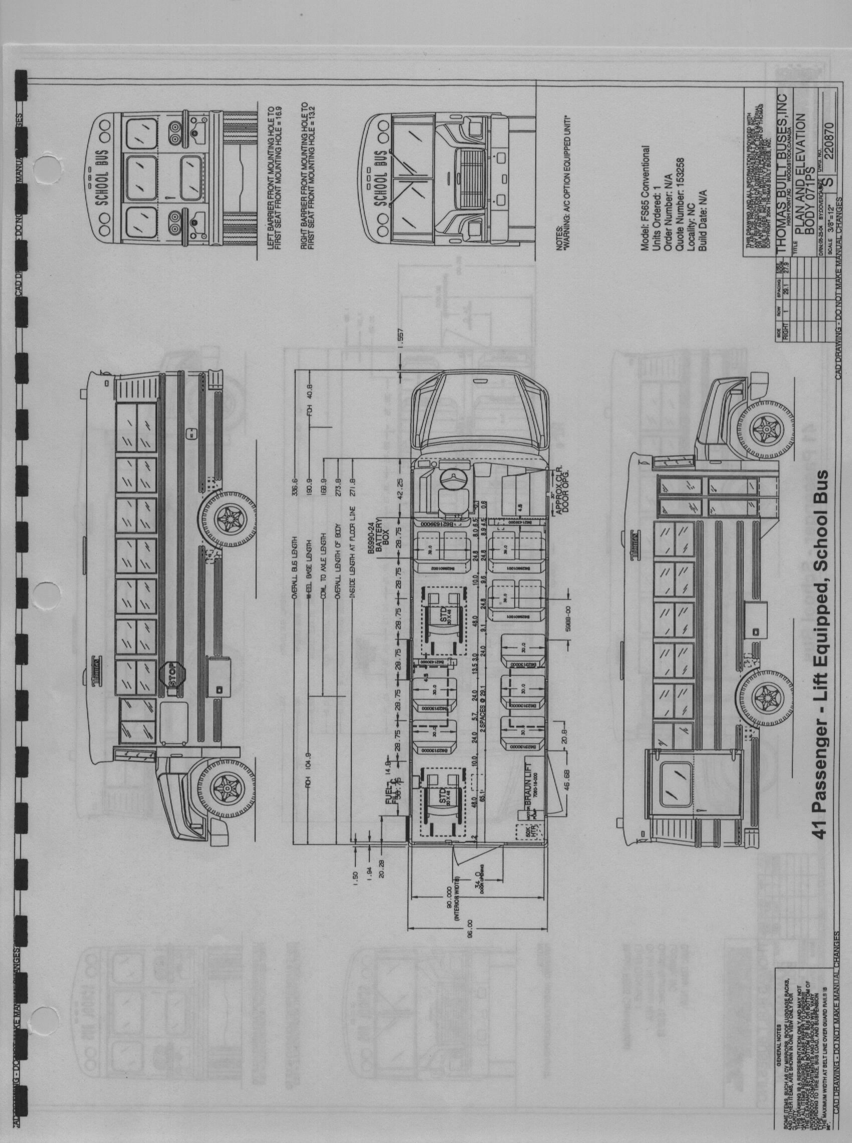 Thomas C2 Wiring Diagram