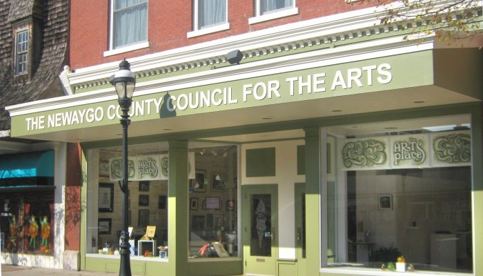 """Surround yourself with art"" at NCCA-Artsplace!"
